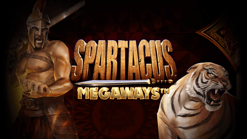 νεα των καζινο/υπερτυχερος κερδισε στο game of week spartacus megaways stoiximan slot