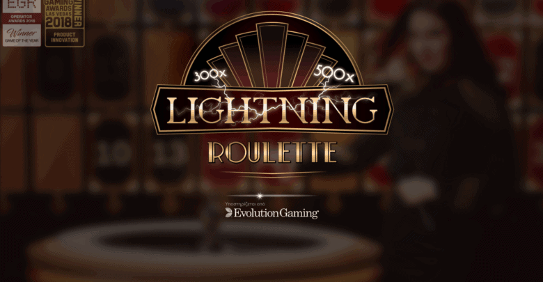 lightning roulette evolution